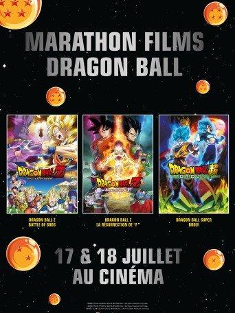 MARATHON DRAGON BALL VF